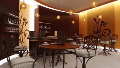Evermotion – Archmodels vol. 54 : restaurant furniture free download