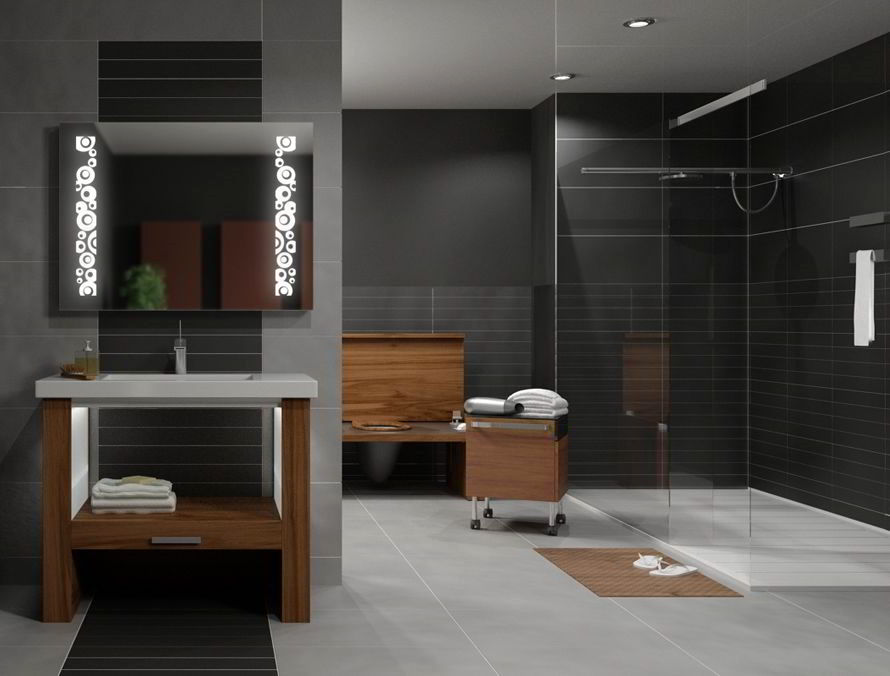 Evermotion – Archmodels vol. 56 : bathroom furniture free download