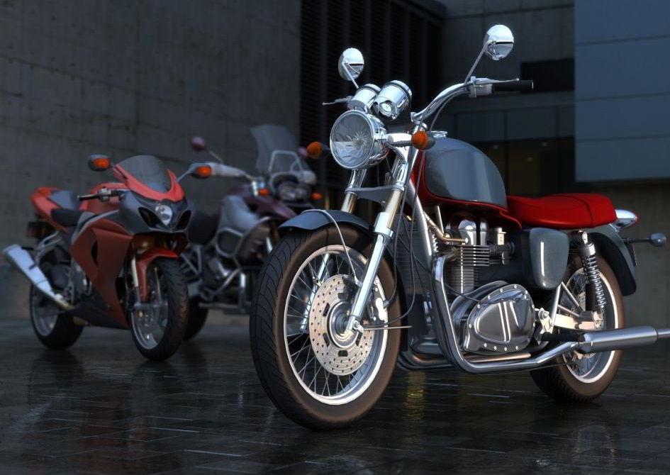 Evermotion – Archmodels vol. 93 : motorbikes free download pdf