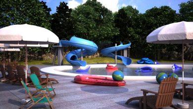 Evermotion – Archmodels vol. 94 : aqua park, recreation equipment free download