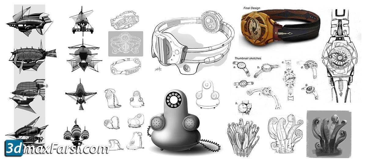 CG Master Academy – Fundamentals of Design free download