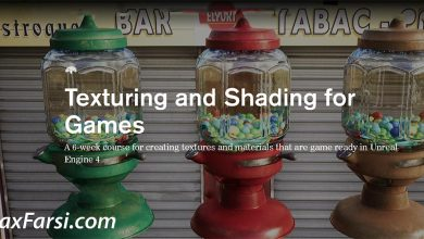 CGMaster Academy – Texturing and Shading for Games free download