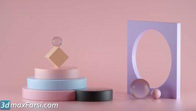 Motion Design School – 3D Lighting in Cinema 4D Masterclass free download