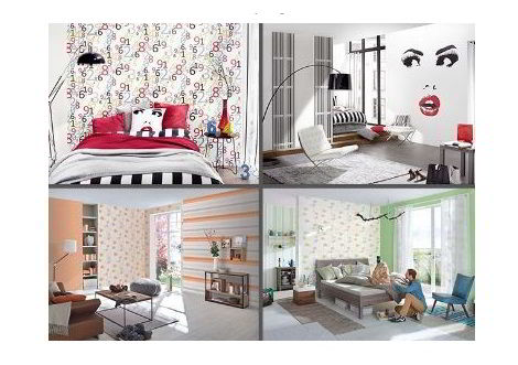 45 hand made ballpoint patterns + 378 Wallpaper Textures free download