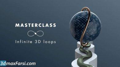 Motion Design School – Cinema 4D Infinite 3D Loops Masterclass free download