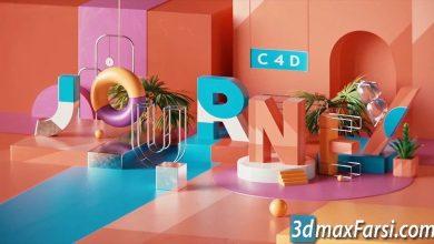 Motion Design School – Cinema 4D Journey free download