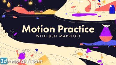 motion design school – motion practice with ben marriott free download