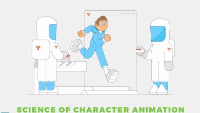 Motion Design School – Science of Character Animation (15 Weeks) free download