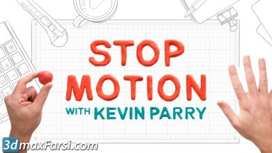 Motion Design School – Stop Motion with Kevin Parry free download