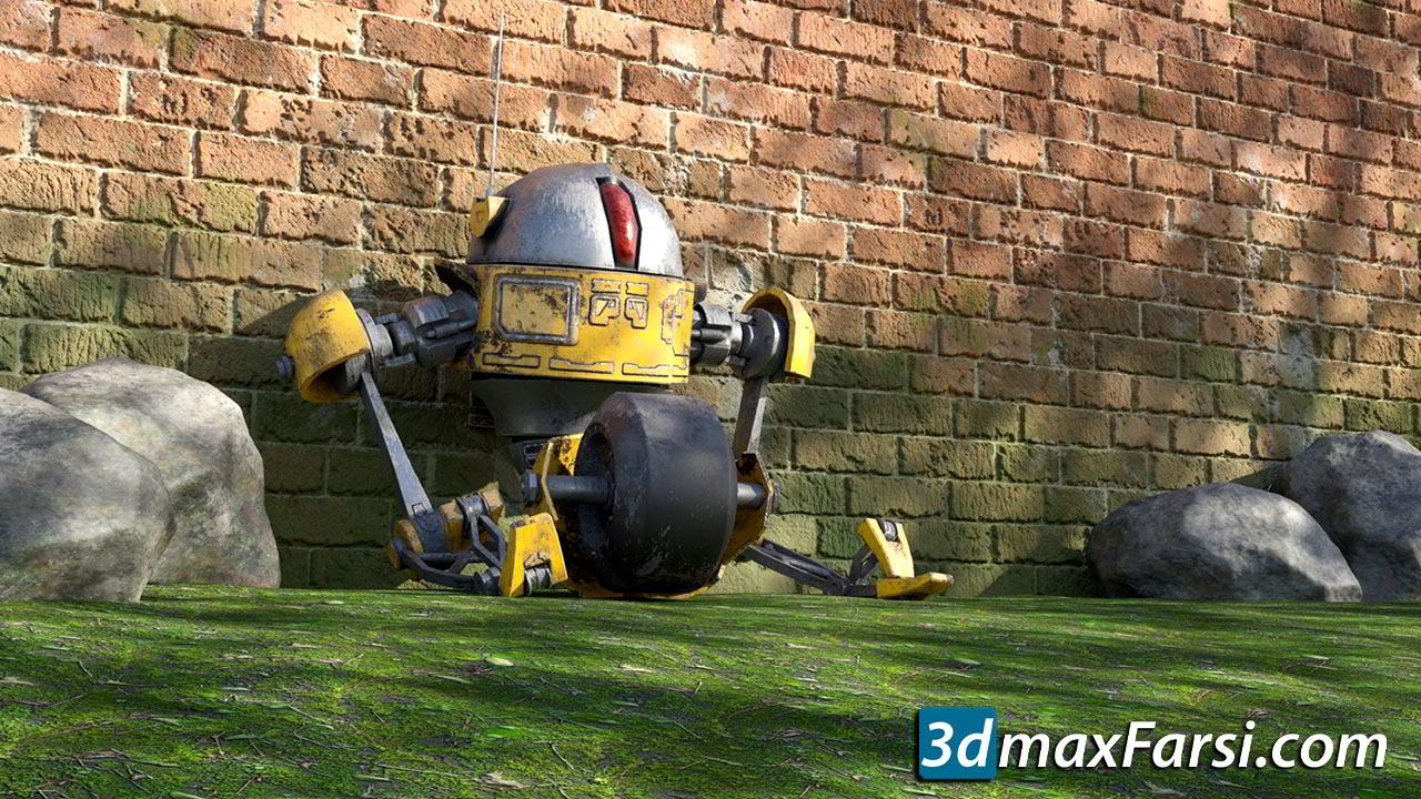 Lynda – 3ds Max: Substance to Arnold free download