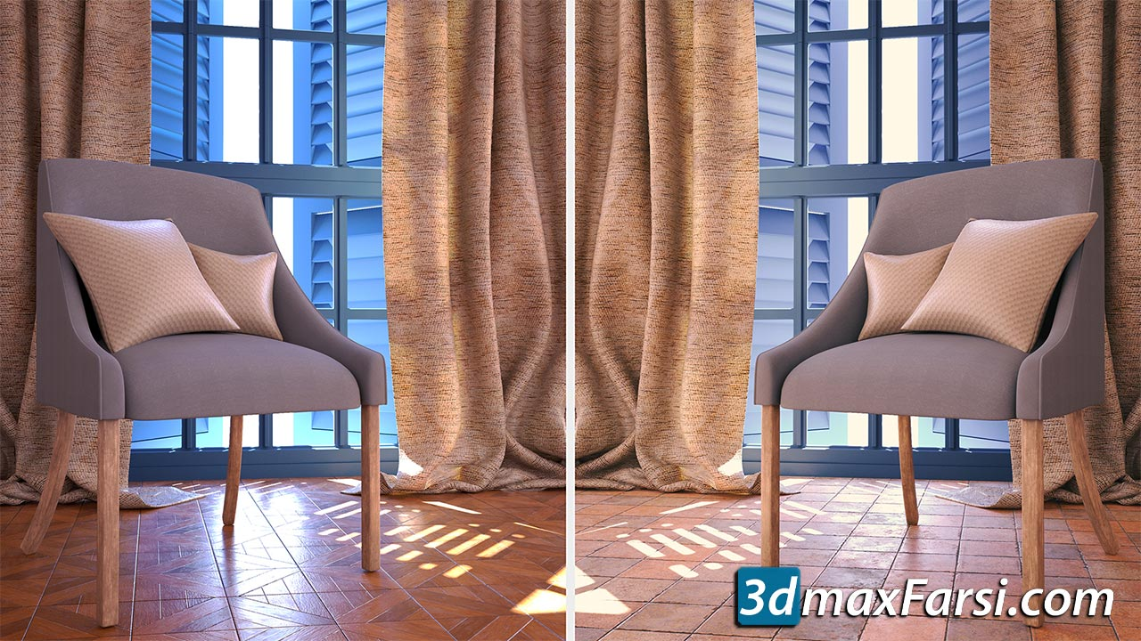 Lynda – 3ds Max: Substance to V-Ray Workflows free download