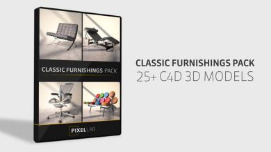 The Pixel Lab – Classic Furnishings Pack