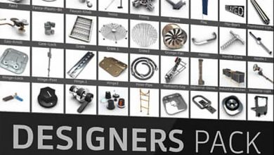The Pixel Lab – Designers Pack