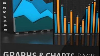 The Pixel Lab – Infographics: Graphs and Charts Pack download