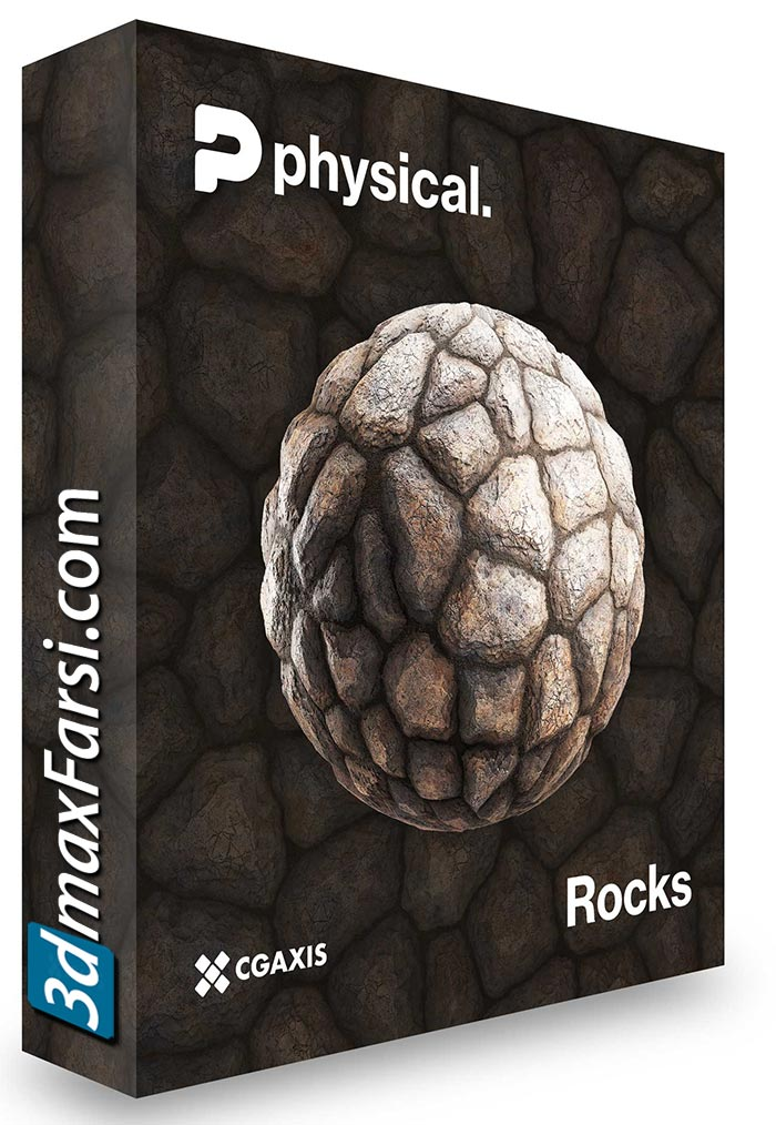 CGAxis – PBR Textures Collection Volume 19 – Rocks free download