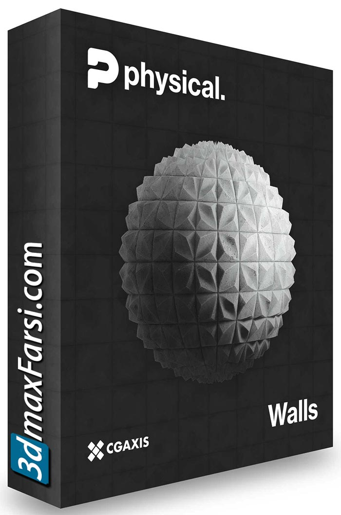 CGAxis – 8K PBR Textures Collection Vol 21 – Walls