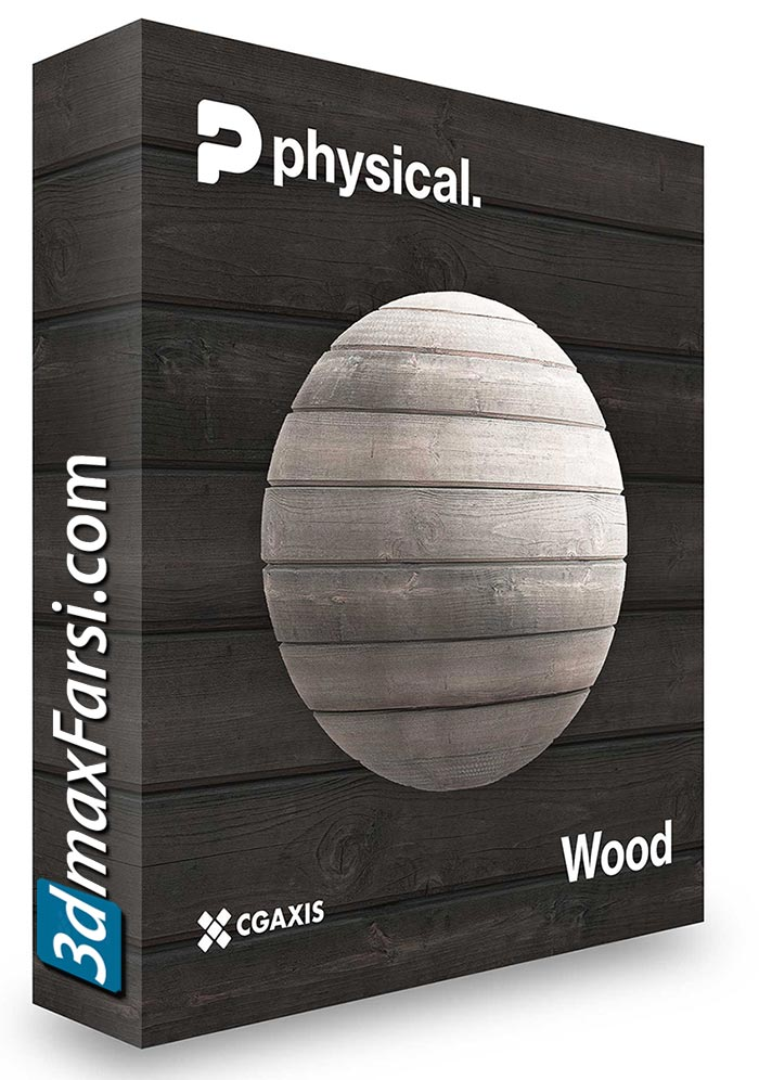 CGAxis Wood PBR Textures – Collection Volume 18 free download