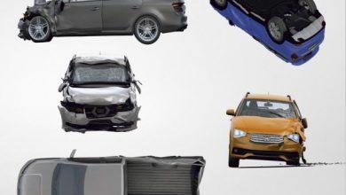 Dosch Viz-Images: Accident Cars