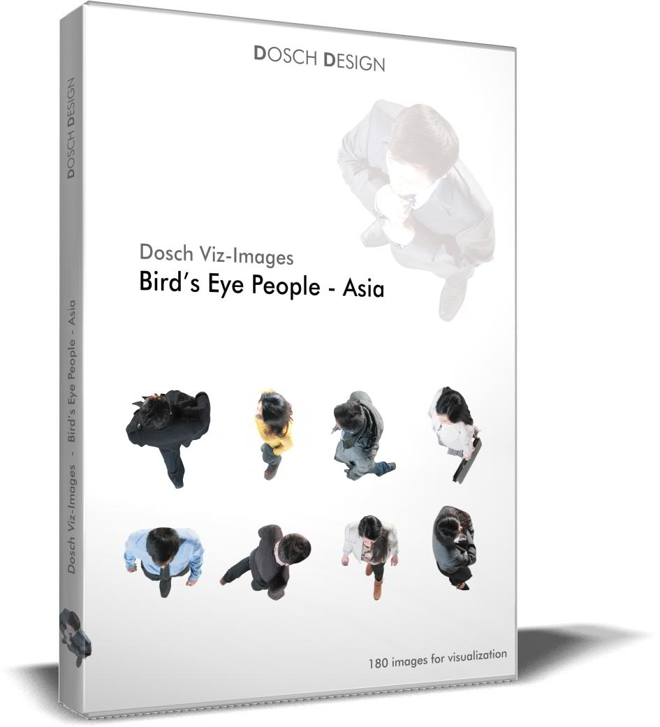 Dosch Viz-Images: Bird's Eye People - Asia free download