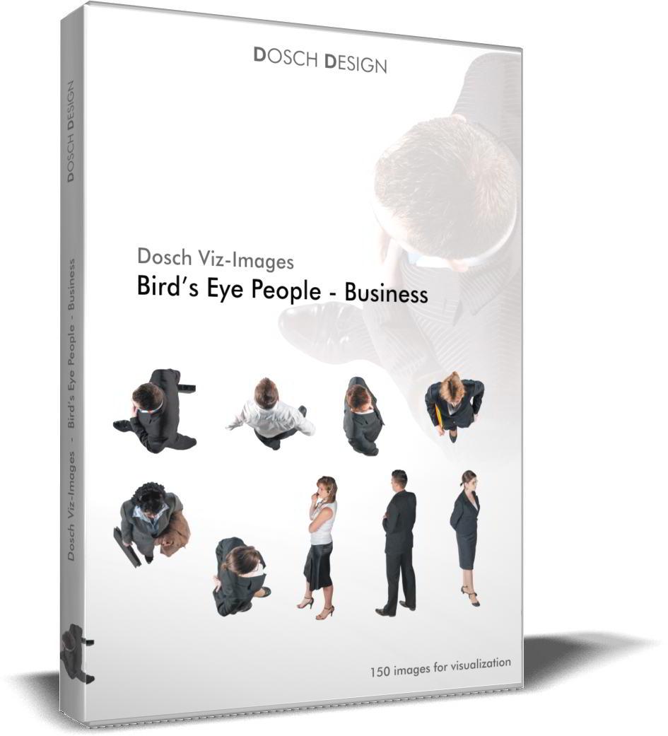 Dosch Viz-Images: Bird's Eye People - Business free download