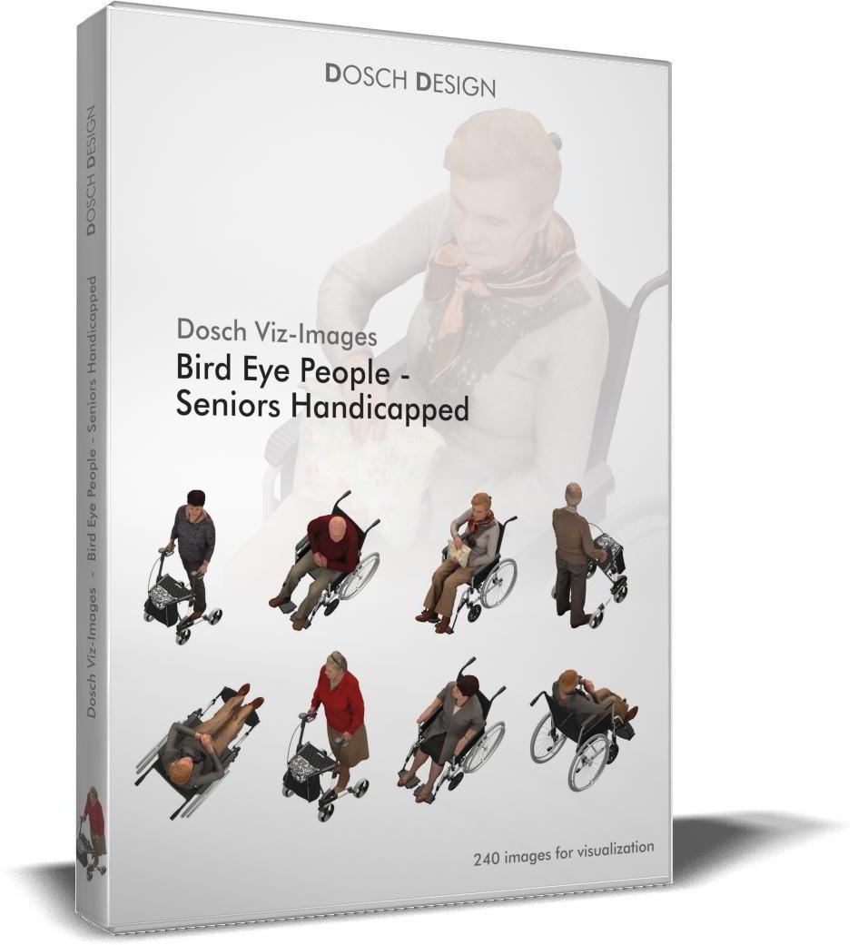 Dosch Viz-Images: Bird Eye People - Seniors Handicapped free download