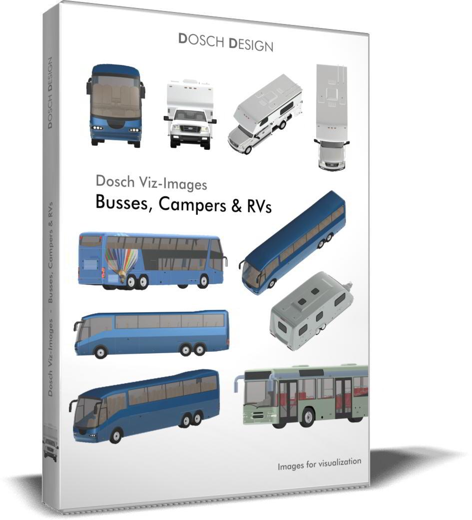 Dosch Viz-Images: Busses, Campers & RVs free download torrent