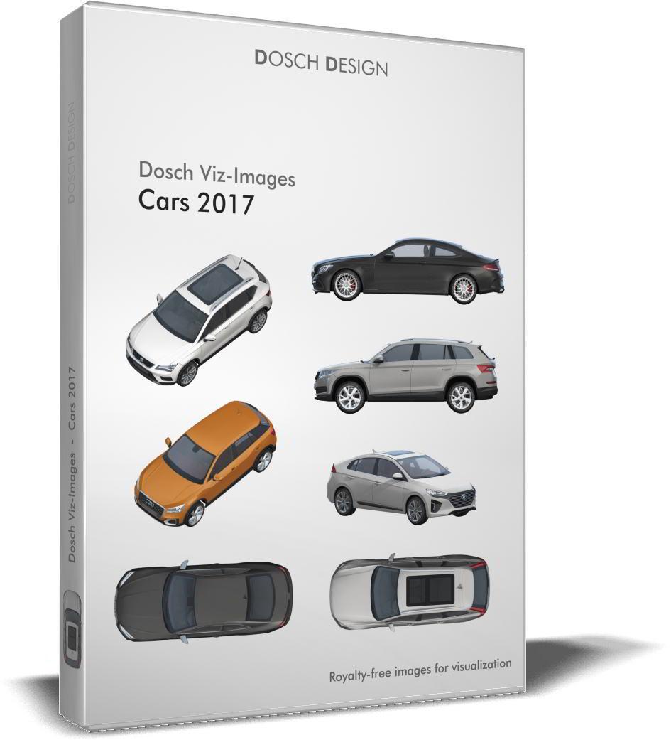 Dosch Viz-Images: Cars 2017 free download torrent