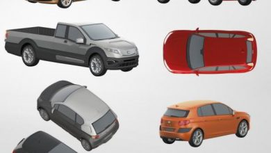 Dosch Viz-Images: Concept Cars 2016
