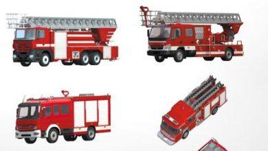 Dosch Viz-Images: Fire Trucks