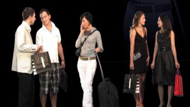 Dosch Viz-Images: Moving People - Travel