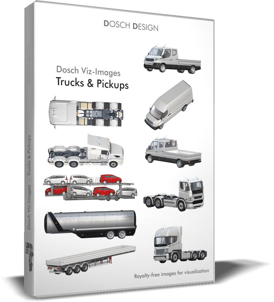 Dosch Viz-Images: Trucks & Pickups free download torrent