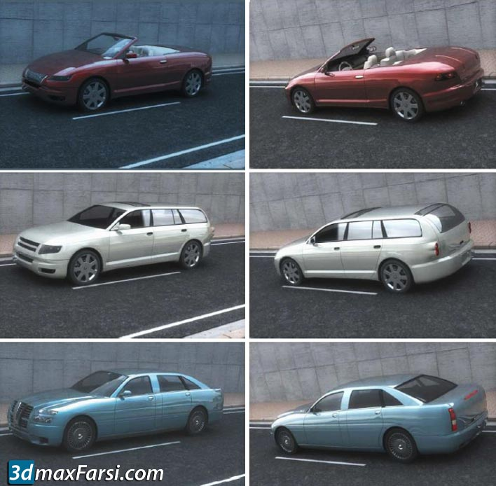 Dosch 3D: Concept Cars free download