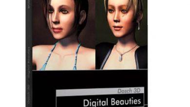 Dosch 3D: Digital Beauties free download