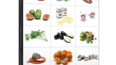 Dosch 3D: Food & Groceries free download