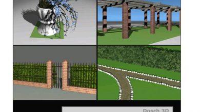 DOSCH DESIGN 3D Garden Designer free download