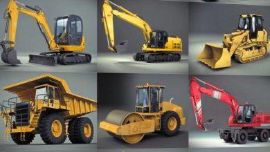 Dosch 3D: Heavy Machines
