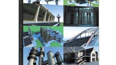Dosch 3D: Industrial Buildings free download