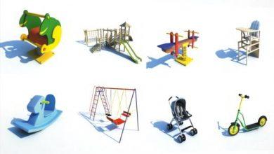 Dosch 3D: Kid's Playground