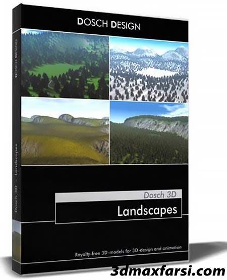 Dosch 3D: Landscapes CD1 free download