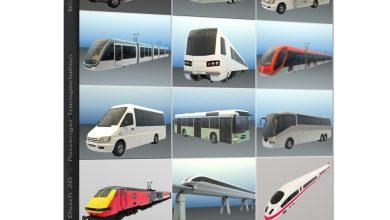 Dosch 3D: Passenger Transportation free download