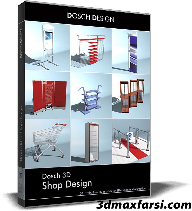 Dosch 3D: Shop Design free download