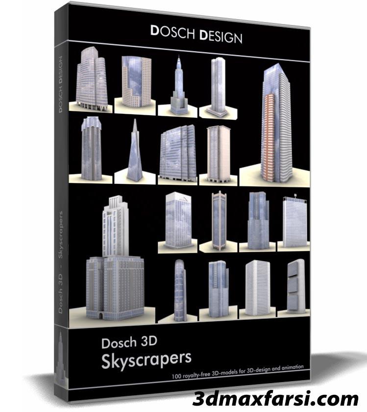 Dosch 3D: Skyscrapers free download