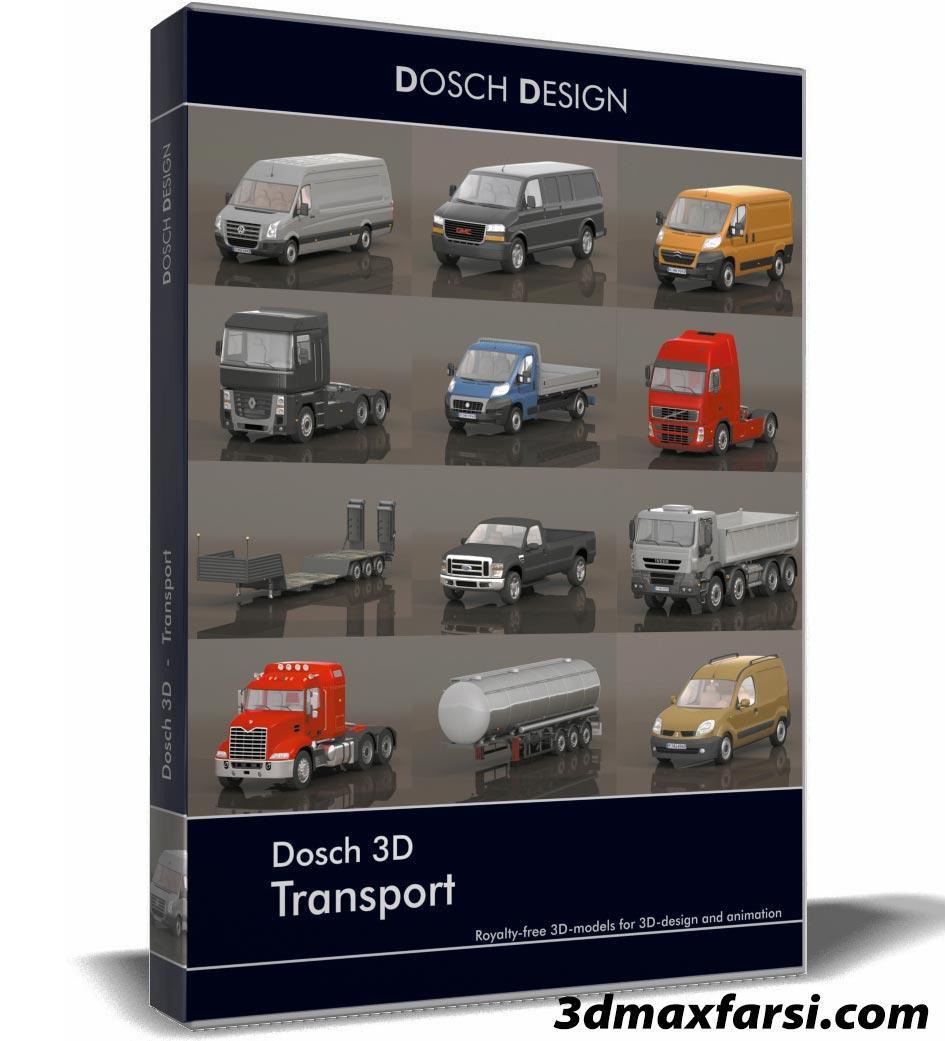 Dosch 3D: Transport 2010 free download