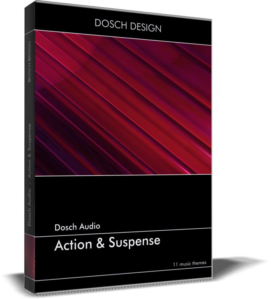DOSCH Audio - Action & Suspense free download