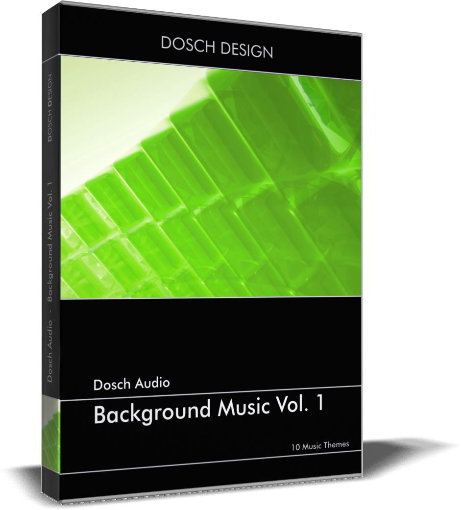 DOSCH Audio - Background Music Vol. 1 free download