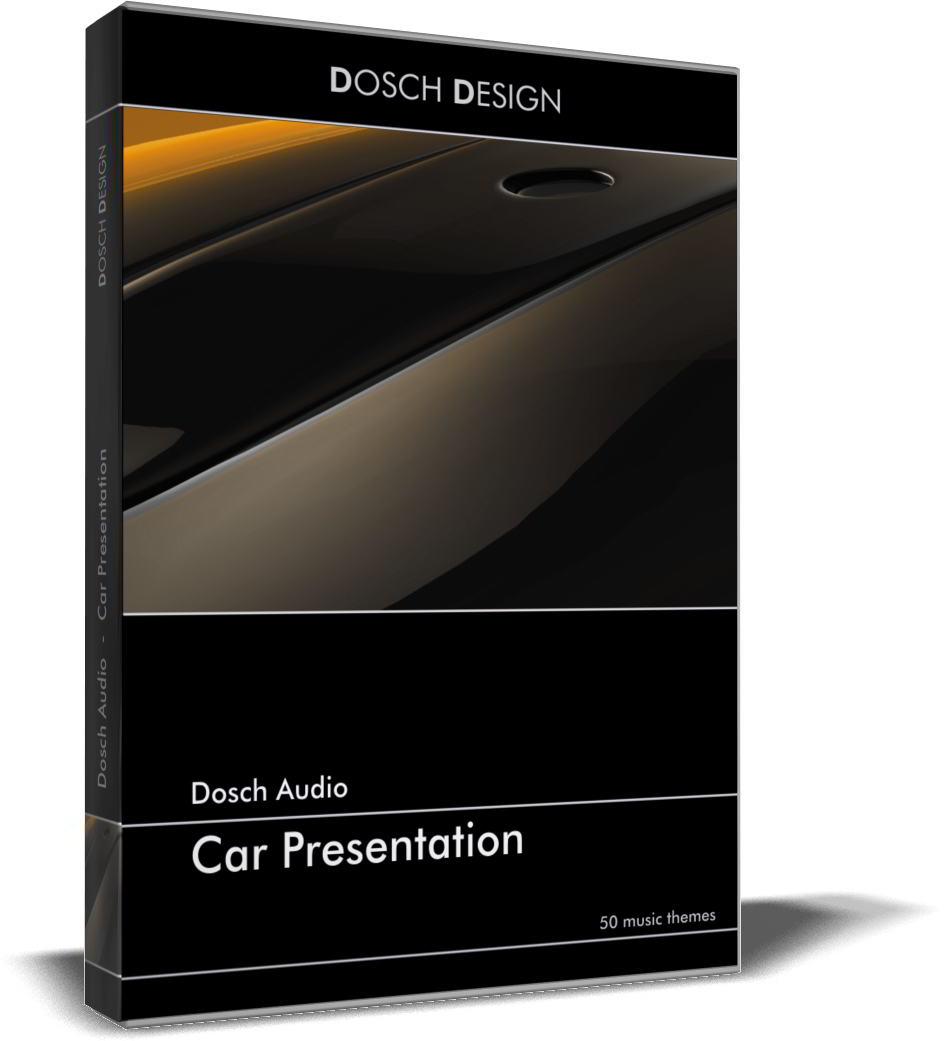 DOSCH Audio - Car Presentation free download