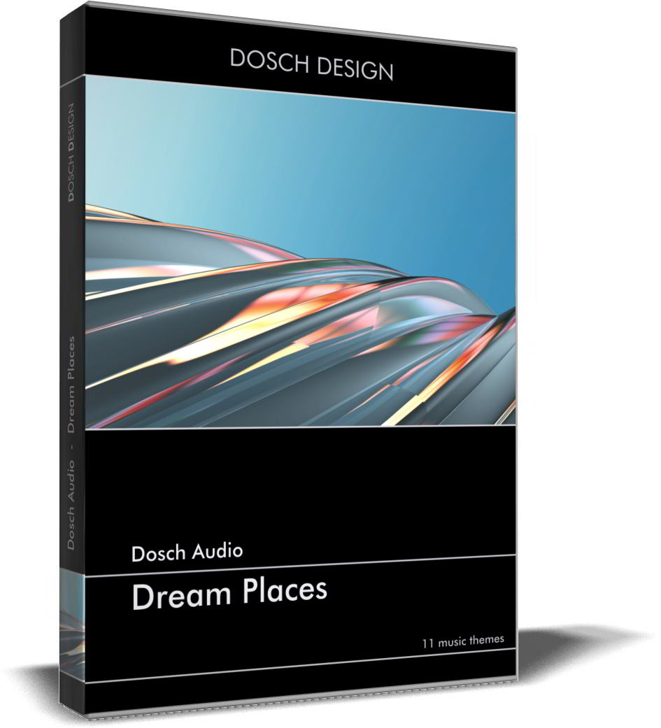 DOSCH Audio - Dream Places free download