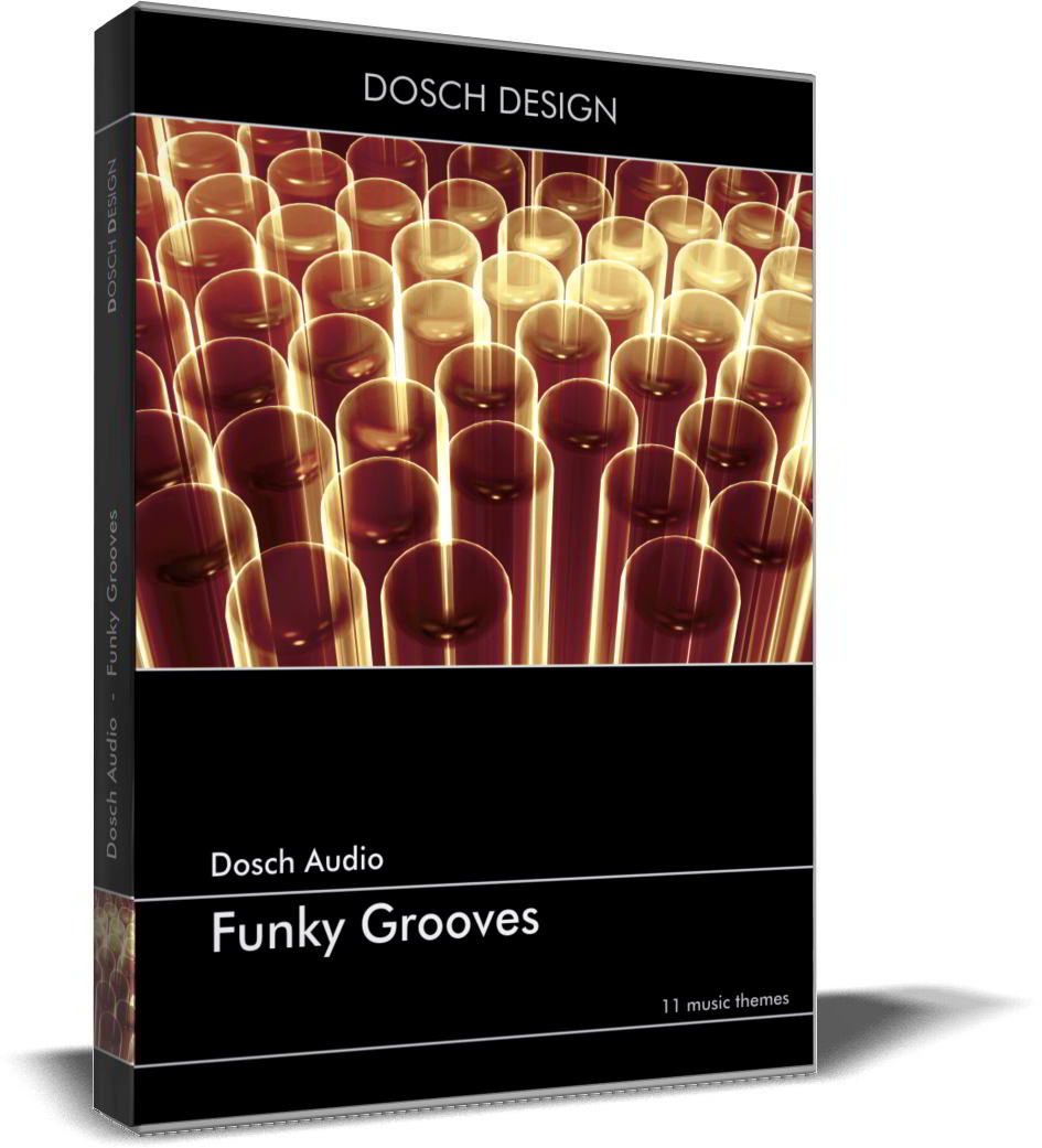 DOSCH Audio - Funky Grooves free download