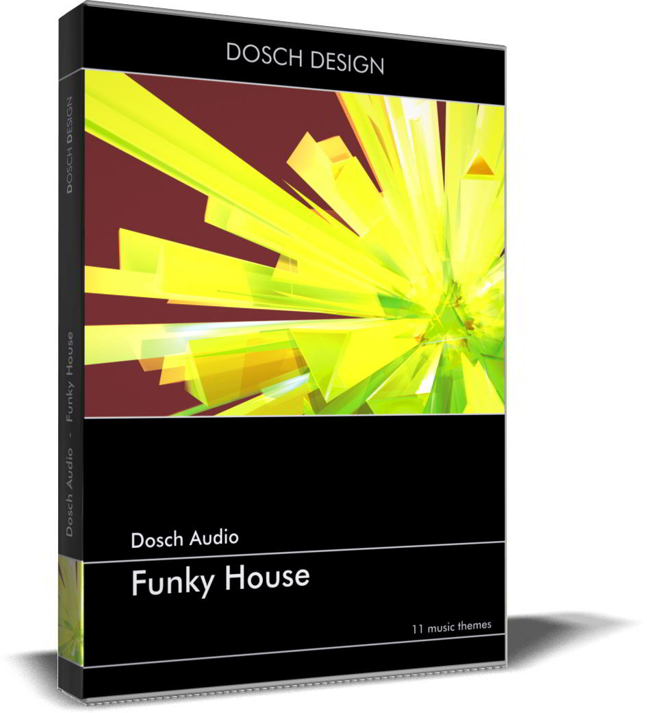 DOSCH Audio - Funky House free download