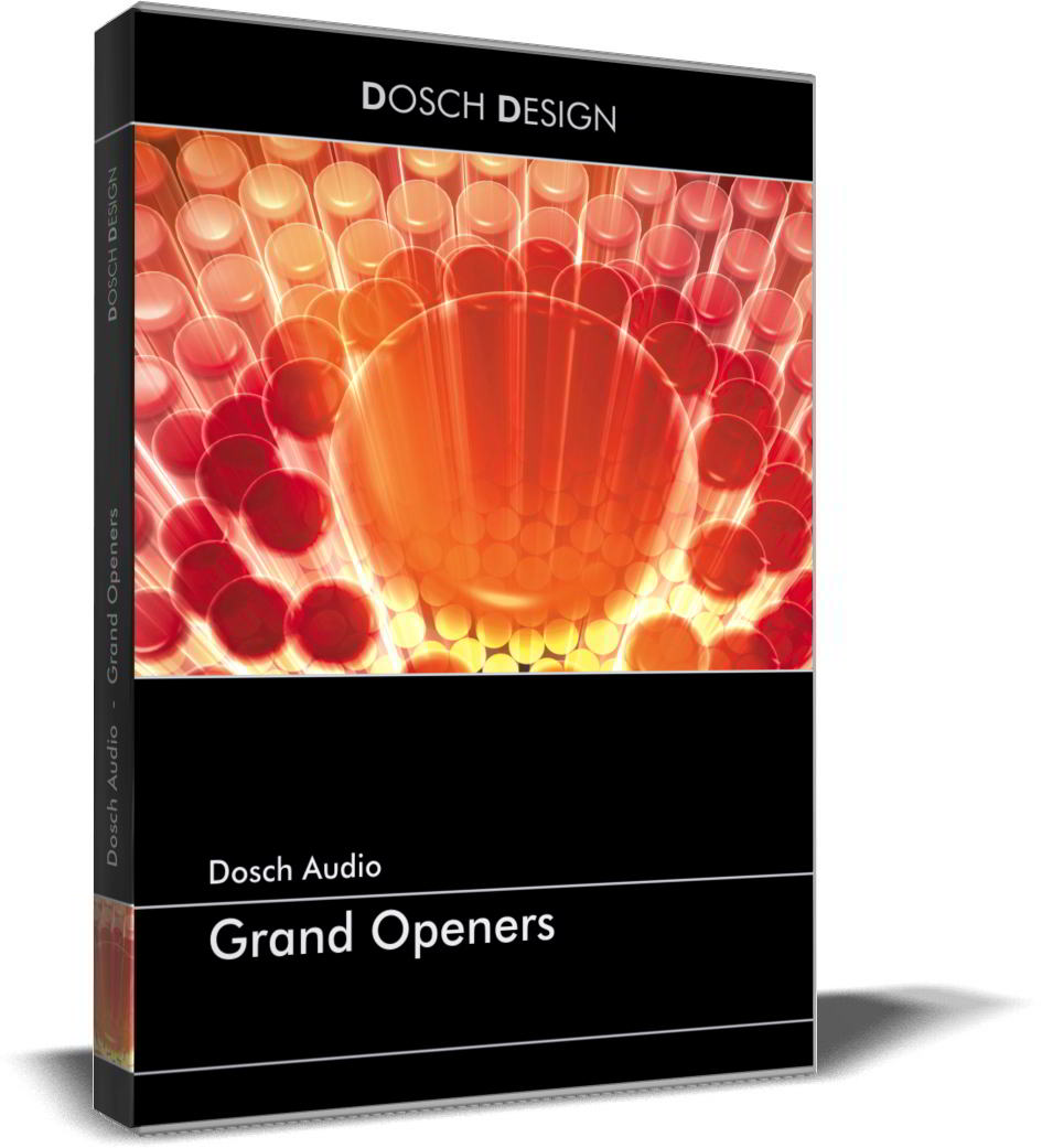 DOSCH Audio - Grand Openers free download